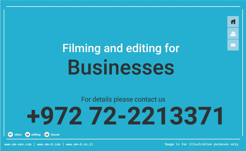 avs video editor - Filming and editing for Businesses - Marketing video - Professional Promotion vid-avs video editor